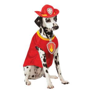 Paw Patrol Hunden Marshall Hund Maskeraddräkt - Medium