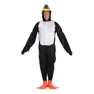 Pingvin Jumpsuit Maskeraddräkt - Medium