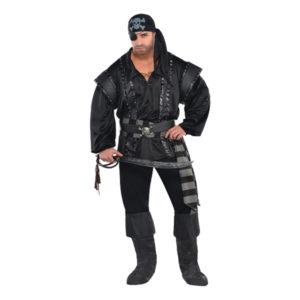 Pirat Halloween Plus-size Maskeraddräkt - Plus size