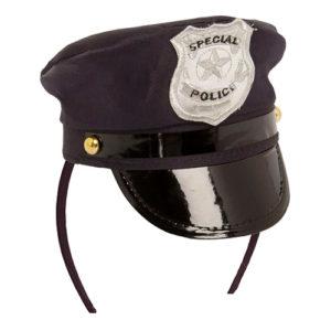 Poliskeps på Diadem - One size