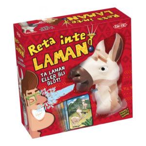 Reta inte Laman Sällskapsspel