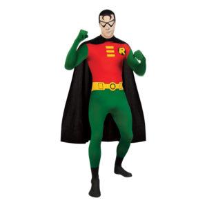 Robin Second Skin Maskeraddräkt - X-Large