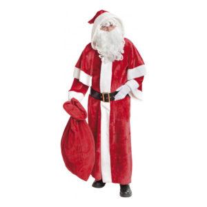 Santa Claus Deluxe Maskeraddräkt - One size