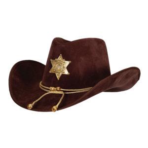 Sheriffhatt Brun Deluxe - One size