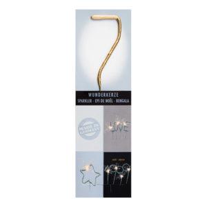 Sifferbloss Guld - Siffra 7