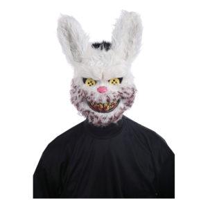 Snowball Läskig Kanin Mask - One size