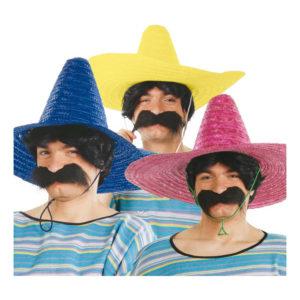 Sombrero Liten - Blå/Lila