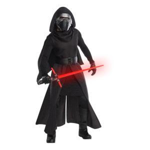 Star Wars Kylo Ren Super Deluxe Maskeraddräkt - X-Large