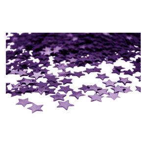 Stjärnkonfetti Lila