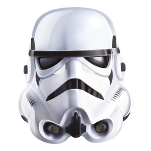 Stormtrooper Classic Pappmask