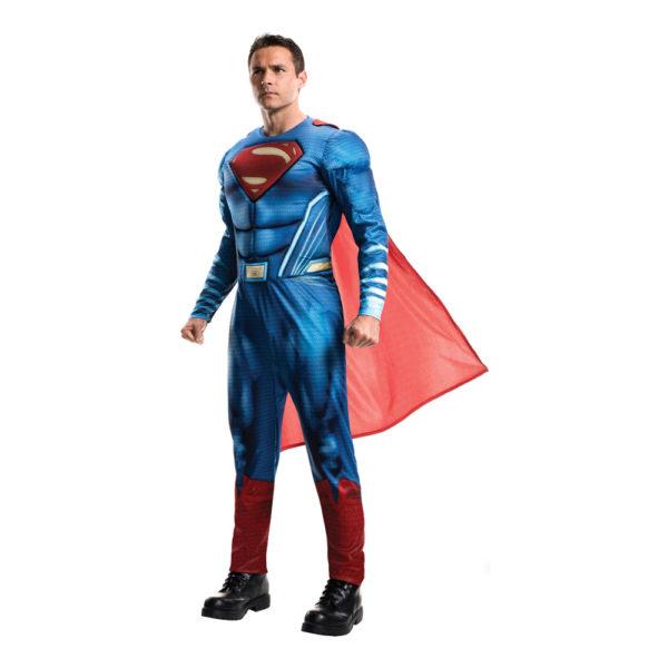 Superman Dawn of Justice Maskeraddräkt - X-Large