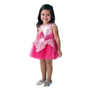 Törnrosa Ballerina Barn Maskeraddräkt - Small
