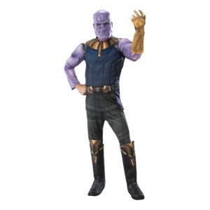 Thanos Deluxe Maskeraddräkt - Standard