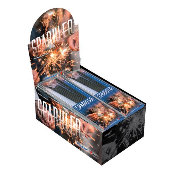 Tomtebloss/Sparkler - 16 cm 10-pack