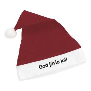 Tomteluva God Jävla Jul - One size