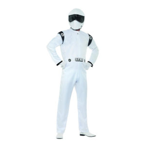 Top Gear The Stig Maskeraddräkt - Large