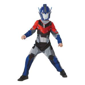 Transformers Optimus Prime Classic Barn Maskeraddräkt - Large
