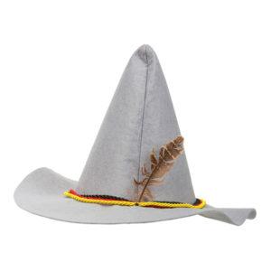 Tyrolerhatt Spetsig - One size