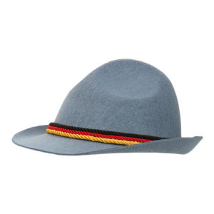 Tyrolerhatt Tysk - One size