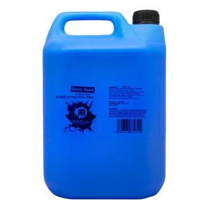 UV Neon Splash Kroppsfärg - Blå 5 liter