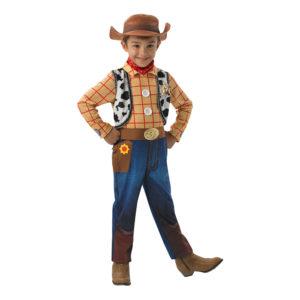 Woody Deluxe Barn Maskeraddräkt - Small