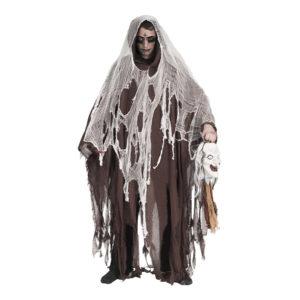 Zombie Cape Brun - One size