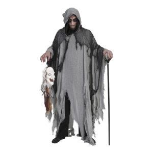 Zombie Cape Grå - One size