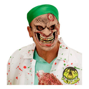 Zombie Kirurg Mask - One size