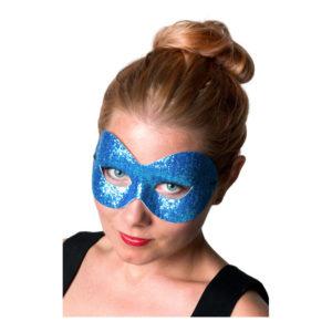 Ögonmask Hollywood Blå - One size