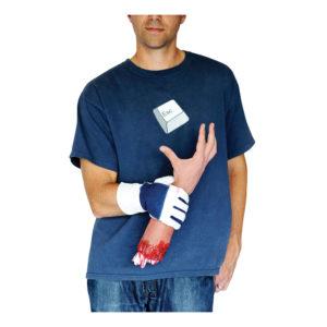 Avhuggen Hand Maskeraddräkt - One size