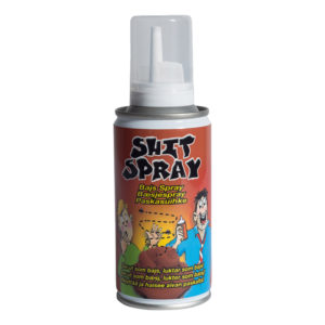 Bajs Spray - 150 ml