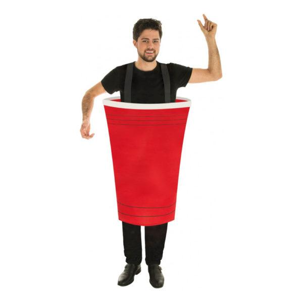 Beer Pong Maskeraddräkt - One size