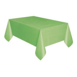 Bordsduk Limegrön - 54X108 cm