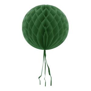 Dekorationsboll Grön - 30 cm