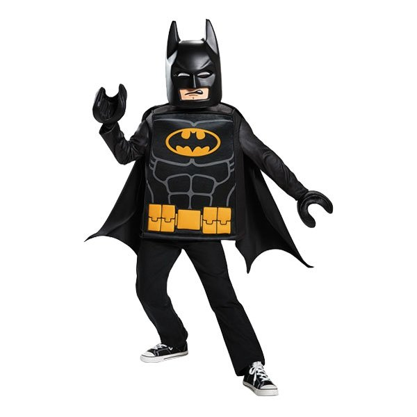 LEGO Batman Barn Maskeraddräkt - Small