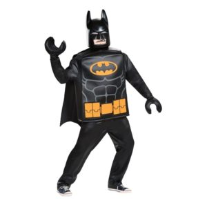 LEGO Batman Deluxe Maskeraddräkt - Medium