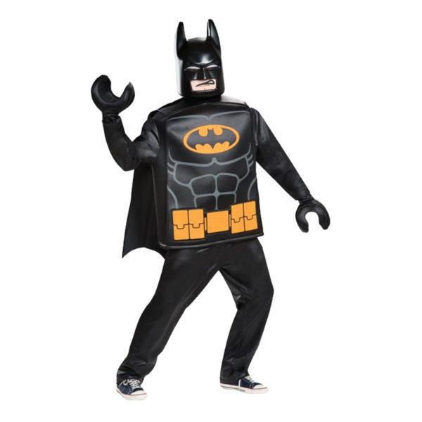 LEGO Batman Deluxe Maskeraddräkt - Small
