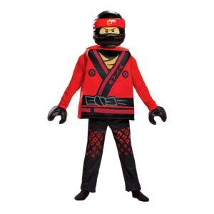 LEGO Kai Deluxe Barn Maskeraddräkt - Large