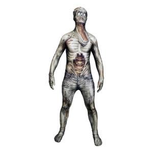 Morphsuit Zombie Maskeraddräkt - X-Large