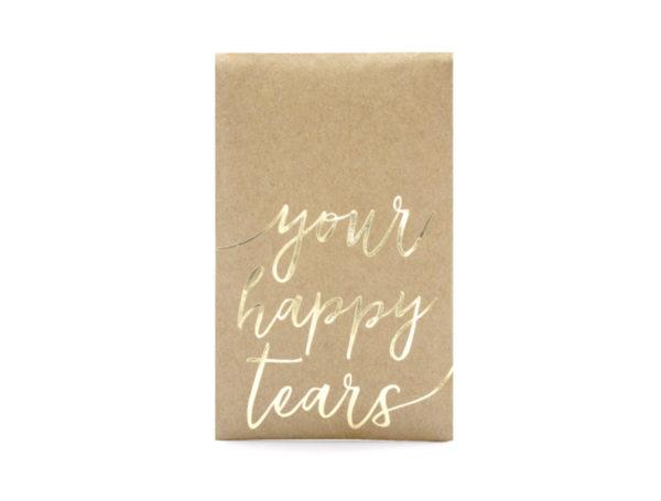 Näsduksfodral för glädjetårar 10-pack