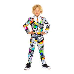 OppoSuits Boys Testival Kostym - 98-104