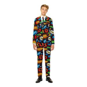 OppoSuits Teen Badaboom Kostym - 170-176