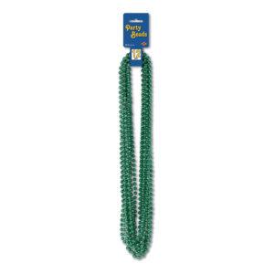 Party Beads Gröna - 12-pack