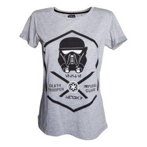 Star Wars Death Trooper Dam T-shirt - Small