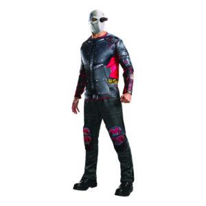 Suicide Squad Deadshot Deluxe Maskeraddräkt - X-Large