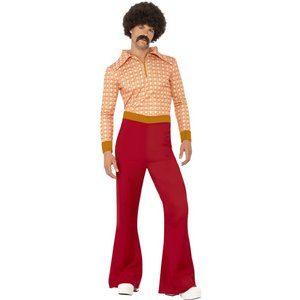 1970-tals Groovy Dancer maskeraddräkt