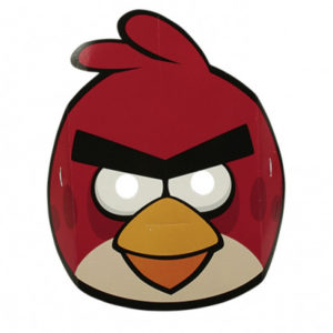 Angry Birds Masker