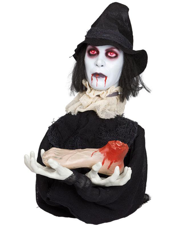 Animerad Köttätande Vampyr