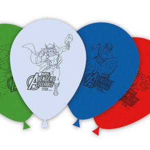 Avengers Heroes Ballonger