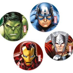 Avengers Heroes Konfetti